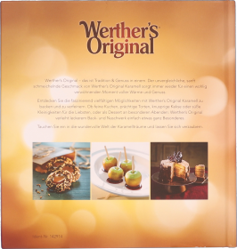 Werther's Original Backbuch