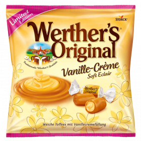 Werther's Original Soft Vanille-Creme